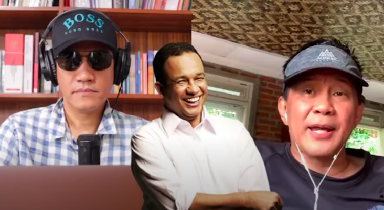 Sebut Anies Baswedan Calon Presiden Terkuat di Pemilu 2024, Rocky Gerung: Namanya Nggak Bisa Dihapus