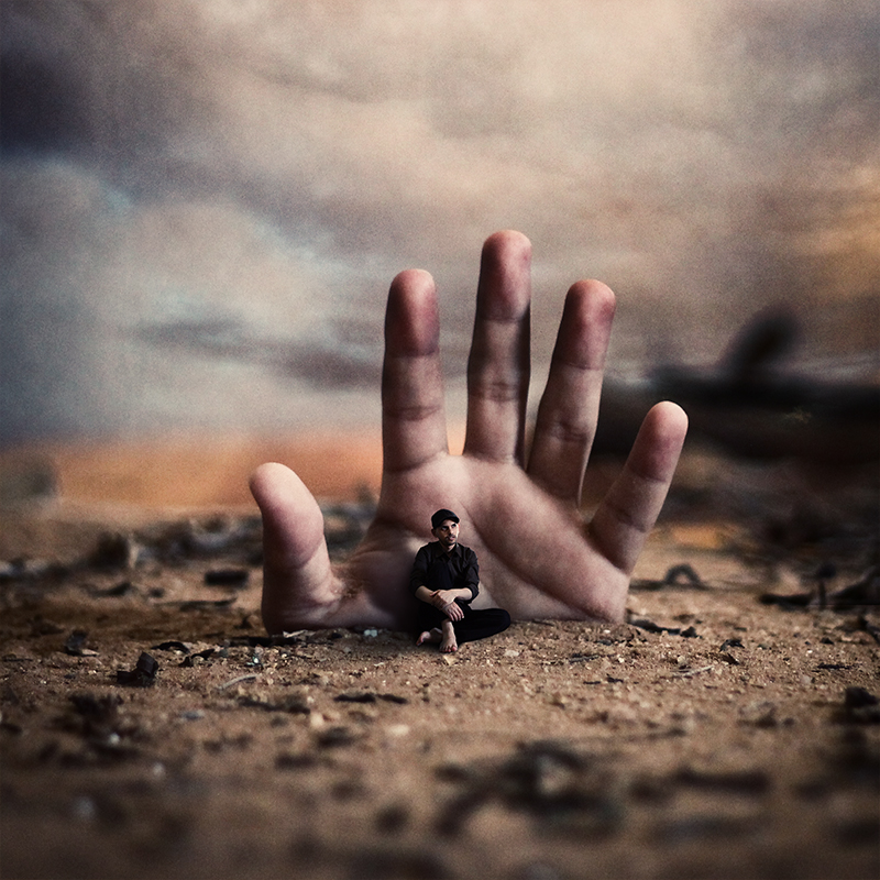 13-Hand-of-fate-Achraf-Baznani-Surreal-Digital-Worlds-ready-to-Explore-www-designstack-co