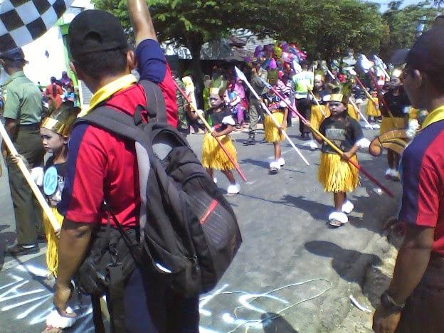 MI Bahrul Ulum Binangun kecamatan singgahan