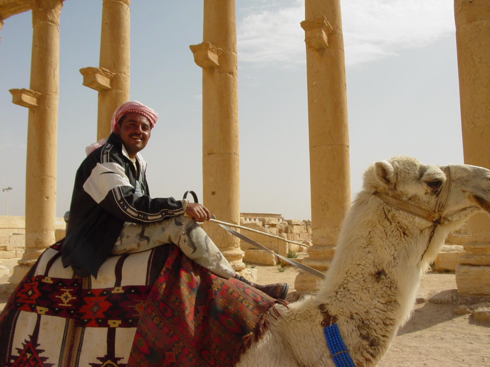 952 Palmyra Tadmor Syria Traveling Tour Guide