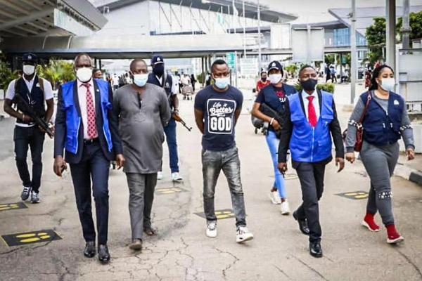 3 estafadores nigerianos de BEC arrestados por atacar a miles de empresas en todo el mundo