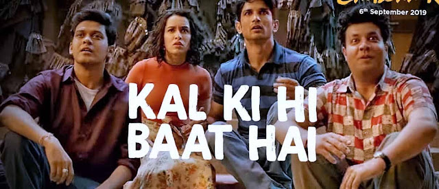 Kal Ki Hi Baat Hai Lyrics in Hindi Chhichhore Movie 2019
