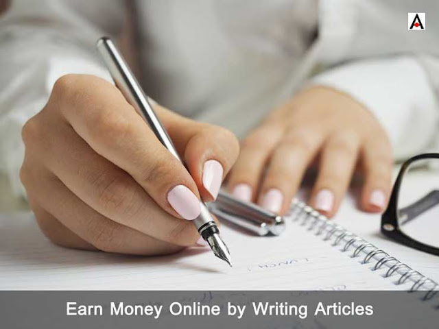Earn Money Online by Writing Articles