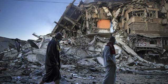 Serangan Terbaru Israel Putus Pasokan Listrik Di Gaza