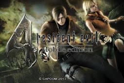 Resident Evil 4 Apk+Data Free Download