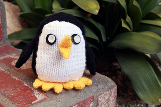 Gunter the Penguin crochet pattern