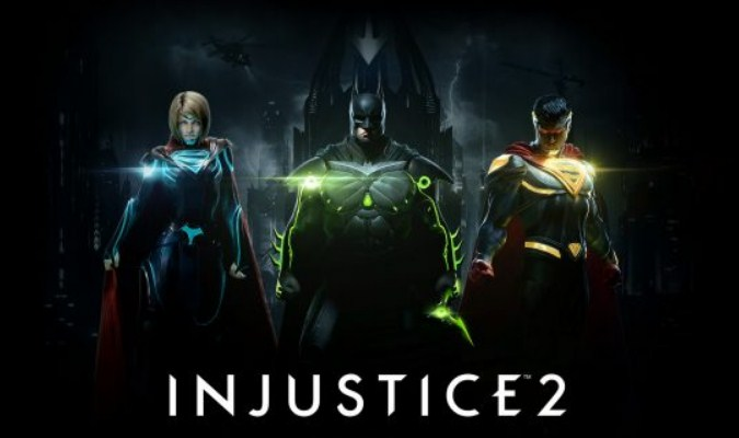 Game Superhero Terbaik tuk Smartphone Android - Injustice 2