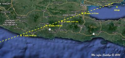 Gempa Bumi Di Kawasan Pantai Selatan Jawa, Tidak Berpotensi Tsunami