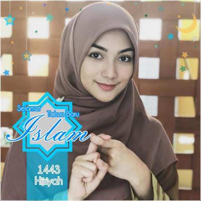 Bingkai Twibbon Tahun Baru Islam 03