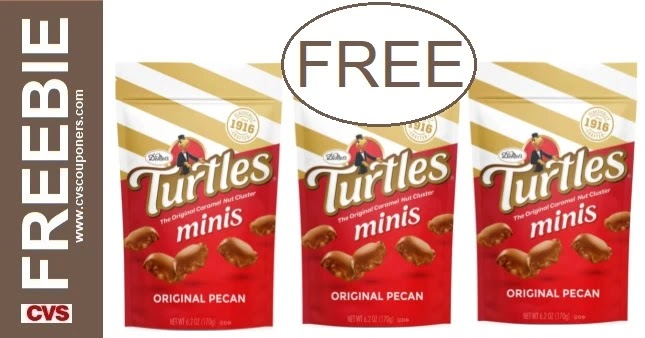FREE Turtles Original Minis Bag at CVS