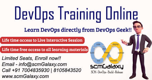 DevOps Training Online | Learn DevOps directly from DevOps Geek!!!