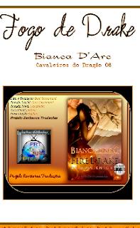 Bianca D'Arc - Filhos de Draconia VI - FOGO DE DRAKE