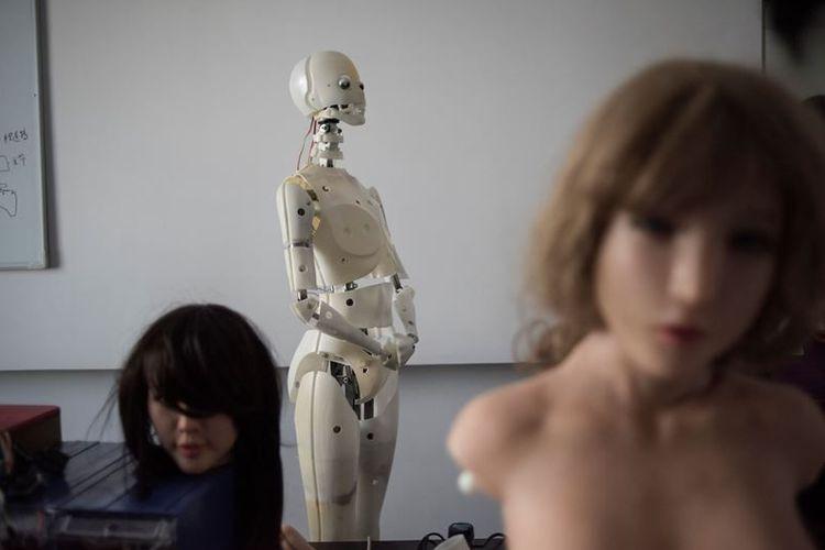 Kini, Robot Seks Jadi Artis dan Main Film Seperti Manusia