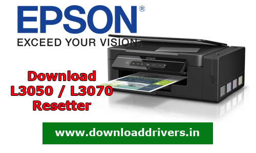 Download Epson L3050 resetter, Download WIC tool Epson L3070, Epson resetter program, Epson adjustment software