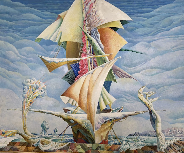 """Vladimir Dikarev: Poetic Surrealism"" Exhibition at TMORA"