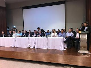 Inspirados pela Paraíba, prefeitos e parlamentares do RN se unem em evento pela unificação das eleições