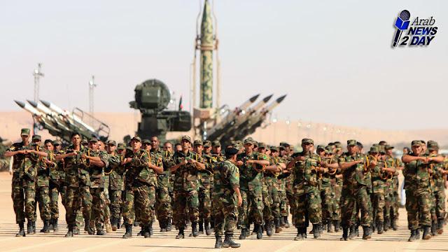 الجيش الوطني الليبي يعلن وقف إطلاق النار ... شاهد الفديو