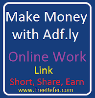 adfly short link share and earn money online