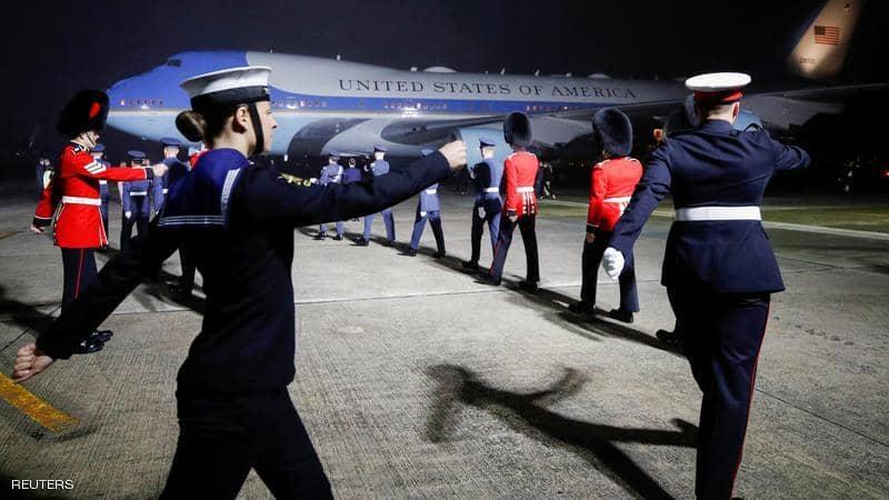 """جولة بايدن الخارجية.. جيش يؤمن الحماية ويوفر """"حلقة فولاذية"""""""