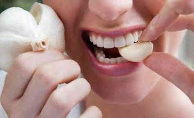 Manfaat/Khasiat Bawang Putih Untuk Kesehatan | Mengatasi Efek samping bawang putih