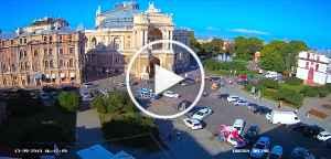 Веб камера Оперний театр оперный
