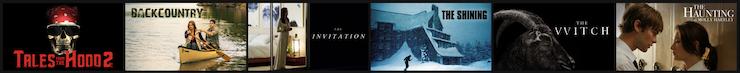 Netflix Codes - Horror Movies