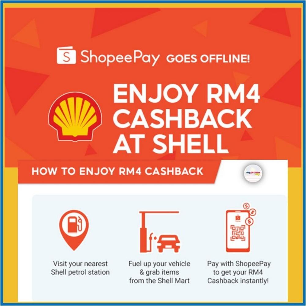 ShopeePay, Shell, Shopee 8.8 Brands Festival, Rawlins GLAM, Rawlins Lifestyle
