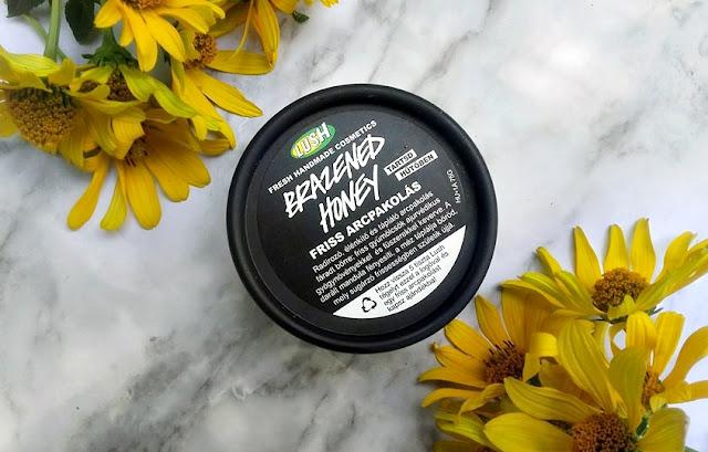 Elso Lush Termekeim - Brazened Honey Friss Arcpakolas