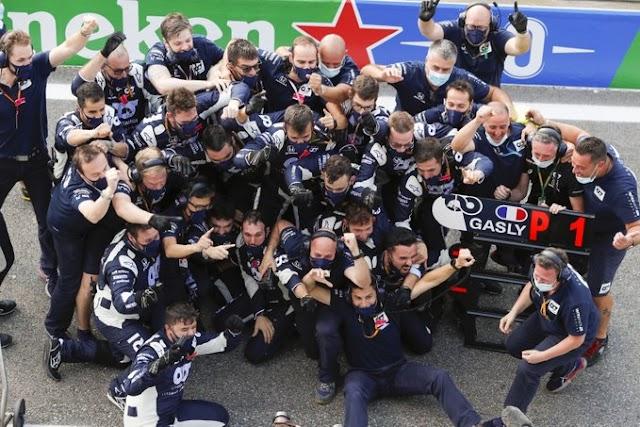 """Βόλφ: """"Αυτός ο αγώνας ήταν μια νίκη για την  Formula One"""""""