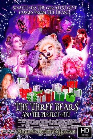 The Three Bears And The Perfect Gift [1080p] [Latino-Ingles] [MEGA]