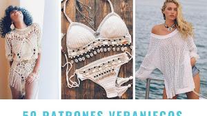 50 Patrones Veraniegos a crochet