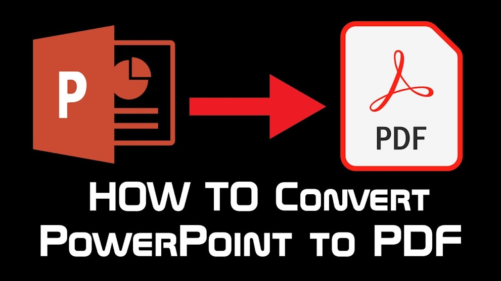 How To Convert PowerPoint To PDF (Step By Step)