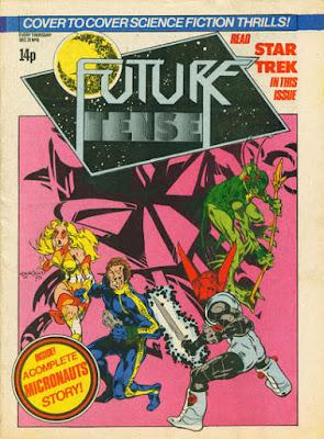 Future Tense #9, Micronauts