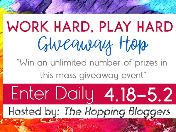 Work Hard, Play Hard with A Fandango Giveaway {A Giveaway Hop Event}