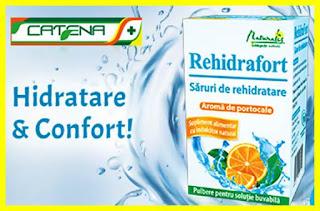 catena rehidrafort opinii saruri de rehidratare