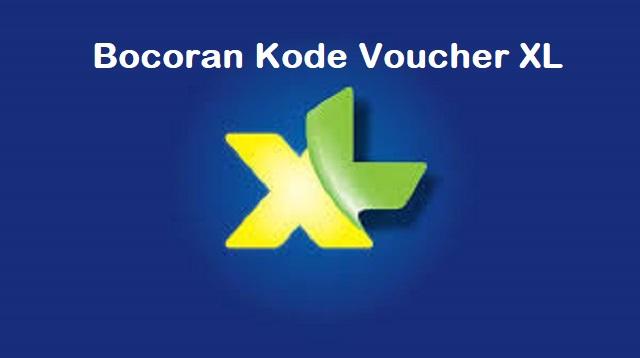 Bocoran Kode Voucher XL