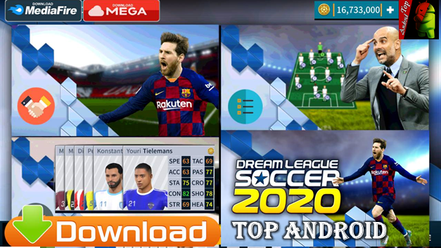eSports DLS 2020 Android APK OBB DATA Download - توب أندرويد