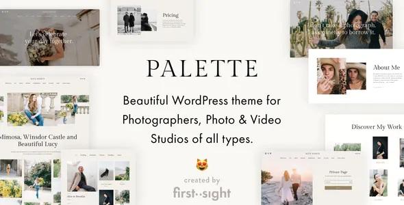 Best Photography Portfolio Multipurpose WordPress Theme
