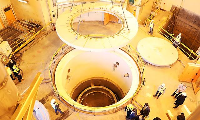 Irán anuncia que ya no cumplirá con los límites del acuerdo nuclear de 2015