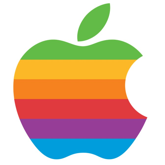 who was alan turing why apple logo is bite taken off rainbow pride apple logo story