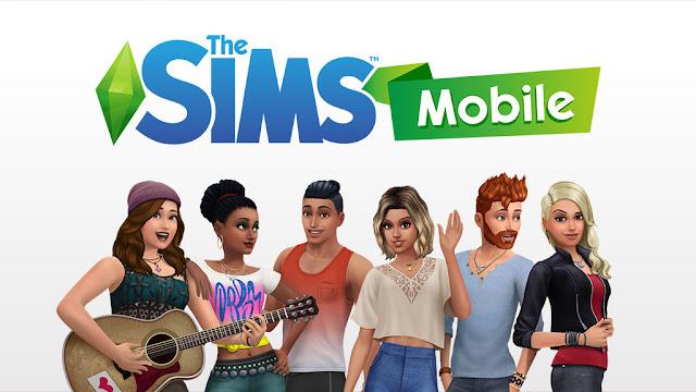 ANDROID The Sims Mobile APK ATUALIZADO