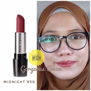 Mary Kay Gel Semi Matte Lipstick color yang cantik
