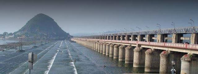 Prakasam Dam