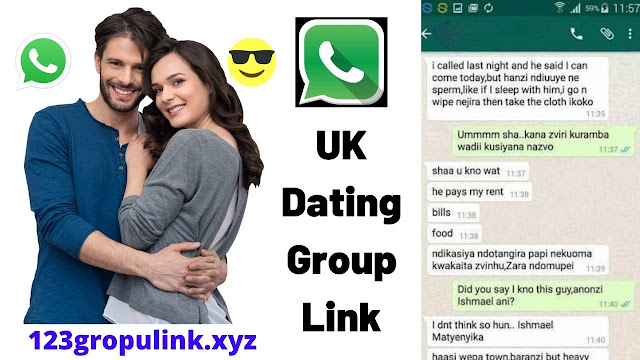 Join 1001+ uk dating whatsapp group link