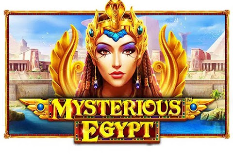 Main Slot Gratis Mysterious Egypt (Pragmatic Play) | 96.50% RTP