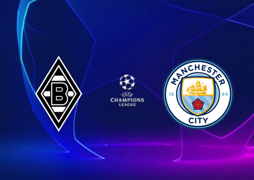 Borussia M'gladbach vs Manchester City -Highlights 24 February 2021