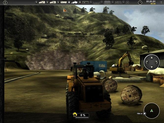 mining industry simulator screenshot