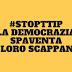 TTIP, Movimento 5 Stelle: l'ennesimo tentativo di svuotamento delle sovranità nazionali