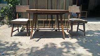 Dijual Mebel Antik Meja kursi jengky
