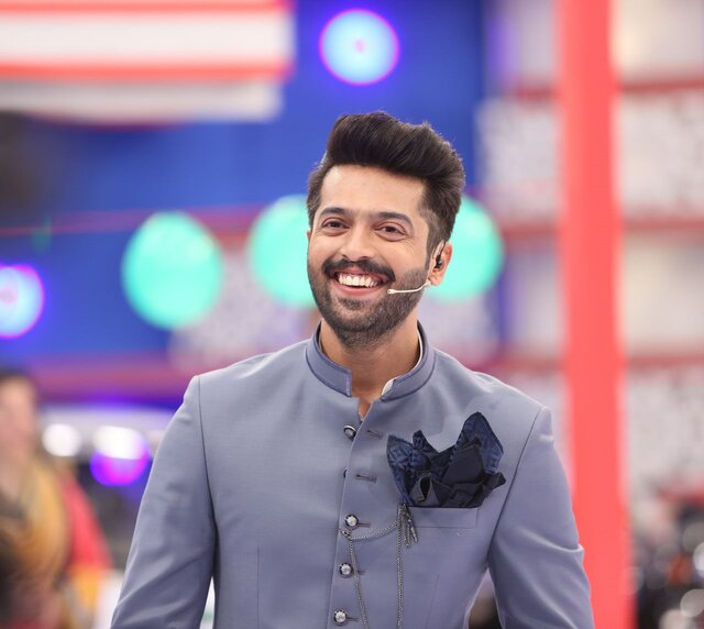 Fahad Mustafa Age, Biography, Height, Weight, Eye Color, Hair Color, Family, Sister, Wife, Son, Children, Drama, Net worth